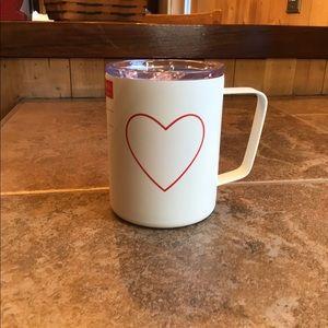 Rae Dunn Stainless Steel Mug